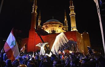 Orta Doğu'nun en yoğun Hristiyan nüfusuna sahip Lübnan'da 'Yılbaşı Devrimi'
