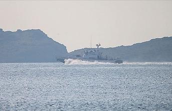 Sahil Güvenlik botu ile düzensiz göçmenleri taşıyan bot çarpıştı: 4 ölü, 1 kayıp