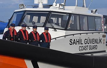 Sahil Güvenlik ekipleri Ege Denizi'nde 7/24 denetimde
