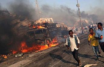 Somali meclisi yakınında bombalı saldırı