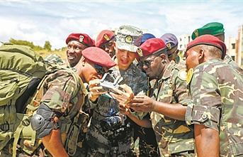 Tanzanya'da Çin-Tanzanya 'Samimi Ortaklar-2019' askeri eğitimi başladı