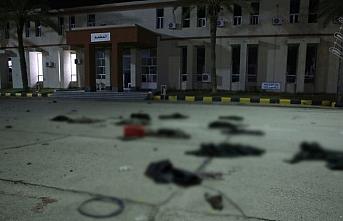 Tunus, Trablus'ta askeri okula düzenlenen saldırıyı kınadı