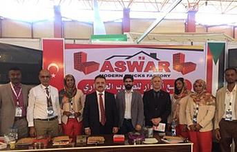 Uluslararası Hartum fuarına Türk firmalardan katılım