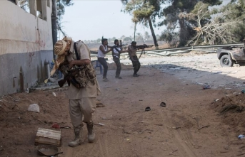 ABD Büyükelçiliğinden 'Libya'da taraflar büyük askeri operasyonlara hazırlanıyor' uyarısı