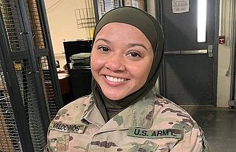 ABD Hava Kuvvetlerinde yeni dönem.. Sakallı ve başörtülü personel