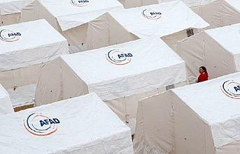 AFAD, depremzedeler için toplanan para tutarını açıkladı