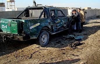 Afganistan'da bombalı araçla saldırı: Çok sayıda ölü var