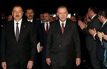 Aliyev'den Erdoğan'a Van'daki çığ düşmesine ilişkin taziye mesajı
