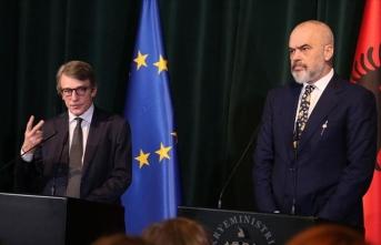 'Arnavutluk'un AB'ye üyelik süreci başlatılmalı'