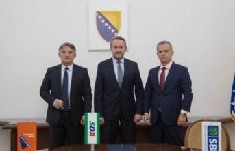 Bosna-Hersek'te Dodik'e karşı ortak deklarasyon