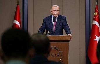 Cumhurbaşkanı Erdoğan depremle ilgili İçişleri Bakanı Soylu'dan bilgi aldı