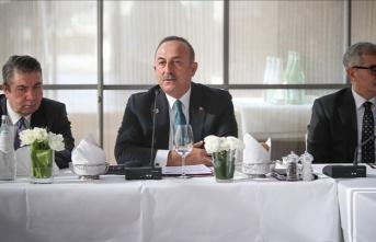 Dışişleri Bakanı Çavuşoğlu bazı Körfez ülkelerini eleştirdi