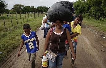 El Salvador'dan, ABD'ye şartlı göçmen anlaşması