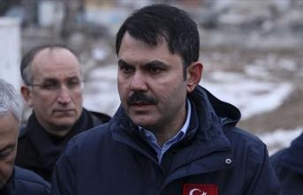 'Elazığ'da kentsel dönüşüm sürecini başlattık'