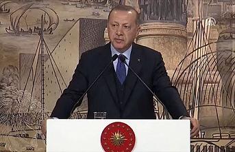 Erdoğan basının karşısına geçti