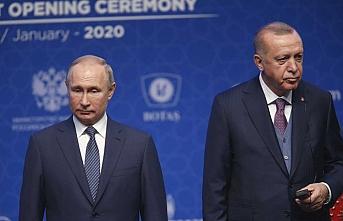 Erdoğan Putin'le telefonda görüştü.. anlaşmaya bağlılarmış