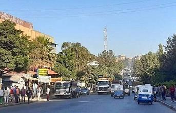 Etiyopya'da başbakana destek mitingine bombalı saldırı