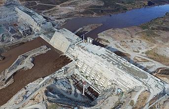 Etiyopya'daki Hedasi Barajı'nın dolumu konusunda anlaşma sağlandı