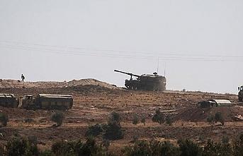 Fırat Kalkanı bölgesine sızmaya çalışan PKK/YPG'li 7 terörist etkisiz hale getirildi