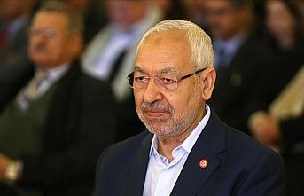 Gannuşi, Arap Avukatlar Birliği temsilcileriyle Filistin meselesini görüştü