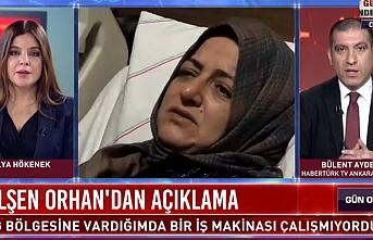 Gülşen Orhan 'Çığı tetikledi' iddialarına cevap verdi.. Bülent Aydemir özür diledi