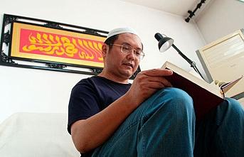 Hui Müslüman şair Cui Haoxin de toplama kampına gönderildi