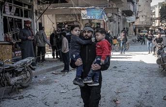 'İdlib'de sivillere karşı gelişigüzel saldırılar savaş suçu'