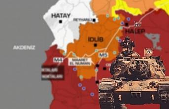İdlib'teki alçak saldırıya Türkiye'den ilk tepki!