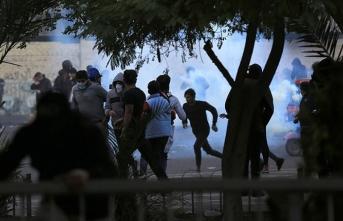 Irak'ın Necef kentindeki gösterilere Sadr yanlıları müdahale etti: 6 ölü
