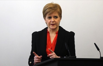 İskoçya Bölgesel Başbakanı Sturgeon'dan 'bağımsızlık' açıklaması