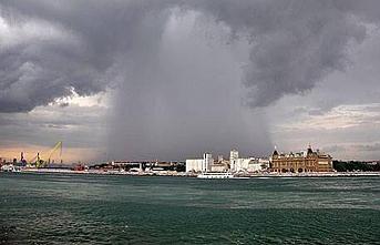İstanbullular dikkat..Fırtına geliyor