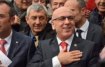 İYİ Parti Balıkesir Milletvekili İsmail Ok Soros'culara iltimasa dayanamayıp istifa etti