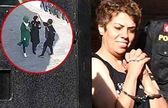 Karaköy'de başörtülü kıza saldıran kadına 2 yıl 9 ay hapis