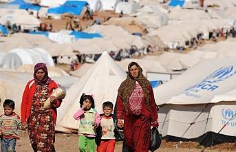 Katar'dan Suriyeli mültecilere 200 milyon riyal yardım