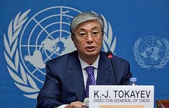 Kazakistan Cumhurbaşkanı Tokayev Erdoğan'ı sabırsızlıkla bekliyor