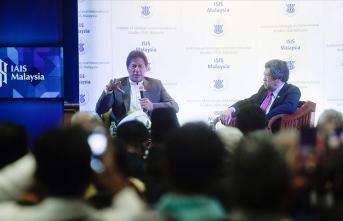 'Keşmir sorununun çözümü için Hindistan ile diyaloğa hazırız'