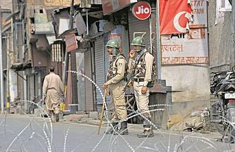 Keşmir'de bugün internet askıya alındı
