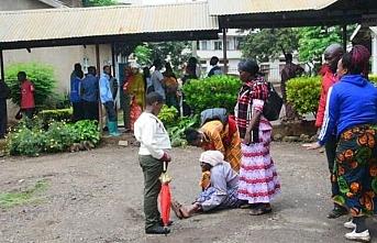Kilisedeki festival faciaya dönüştü: 20 ölü, 40 yaralı