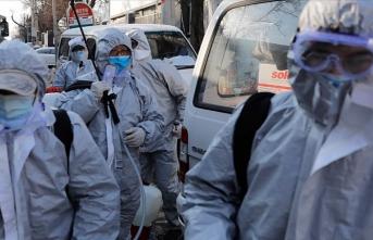 Koronavirüs ile mücadelede banknotlar dezenfekte ediliyor