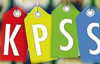 KPSS'nin tarihi beli oldu