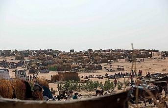 Kuzey Darfur'da bu hafta 10 bin aile yerinden edildi