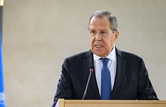 Lavrov: Suriye'de olanlar NATO'nun konusu değil