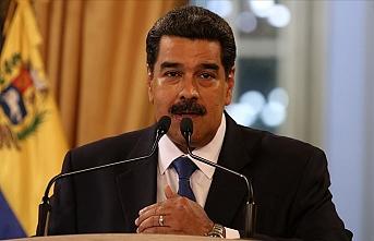 Maduro'dan Türkiye'ye başsağlığı mesajı