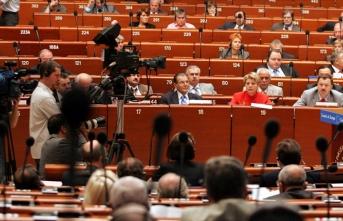 Messo'dan Avrupa Konseyi'nde Türkiye'ye destek mesajı