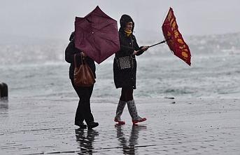 Meteoroloji'den 3 bölge için sağanak uyarısı: Şiddetli geliyor