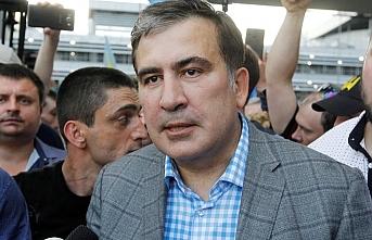 Mihail Saakaşvili: Ukrayna'yı dağıtıp 5 yeni ülkeye bölecekler