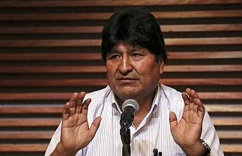 Morales, meclis üyeliği adaylığı için gerekli belgelerin kaybolmasına tepkili