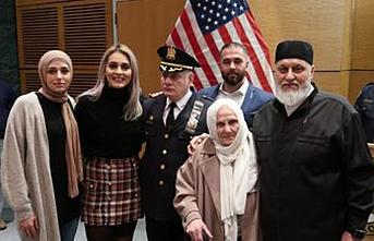 New Jersey'de tarih yazıyoruz..Çerkez bir Müslüman daha üst düzey polis şefliğine atandı