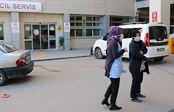 Niğde'de İran'dan kaçak gelen 2 Pakistanlı koronavirüs şüphesiyle hastaneye kaldırıldı