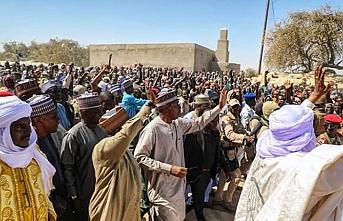 Nijer'deki Nijeryalılar yardımları paylaşamadı..20 ölü